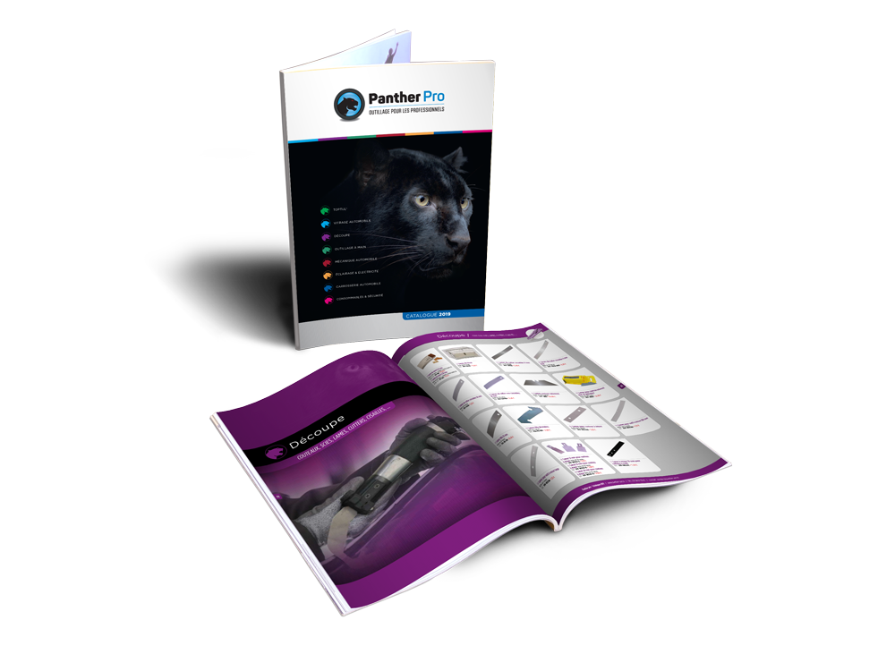 Catalogue Panther Pro
